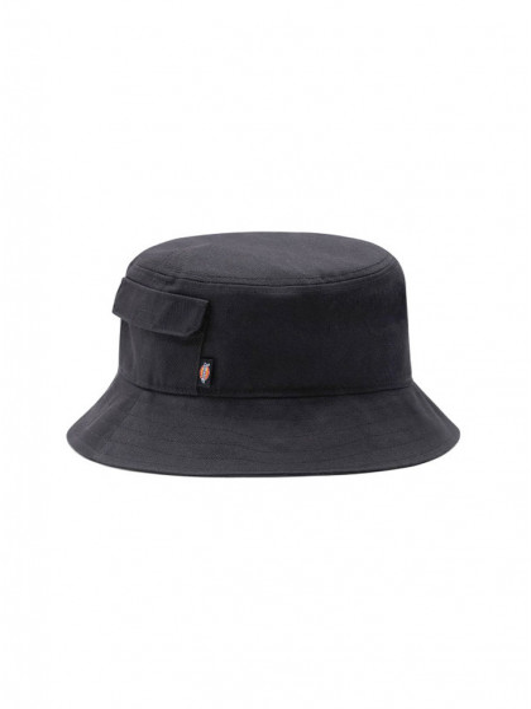 cappellino-dickies-bogalusa-bucket-hat-black
