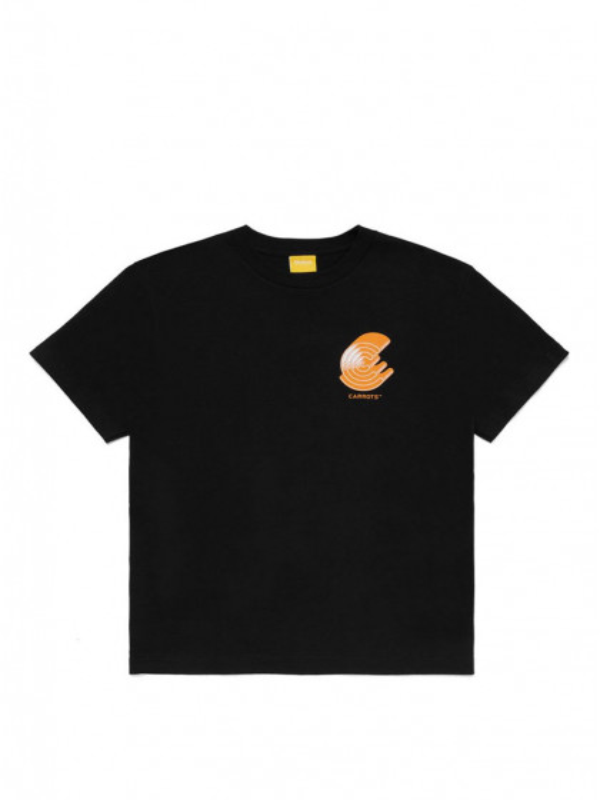 t-shirt-maniche-corte-uomo-carrots-records-ss-tee-black
