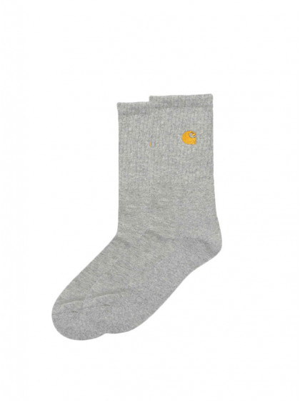 calze-carhartt-chase-socks-grey-heather-gold