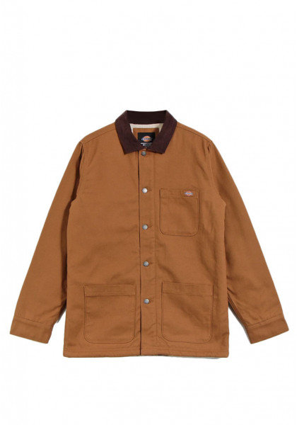 giacca-uomo-dickies-duck-canvas-chore-coat-brown-duck