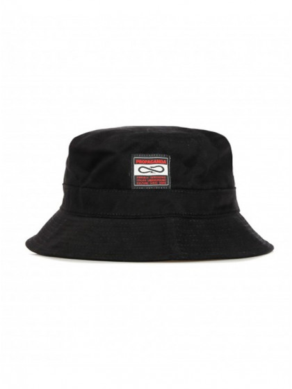 cappellino-propaganda-bucket-hat-black