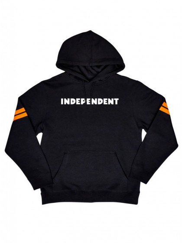 felpa-cappuccio-uomo-independent-b/c-groundwork-hood-black