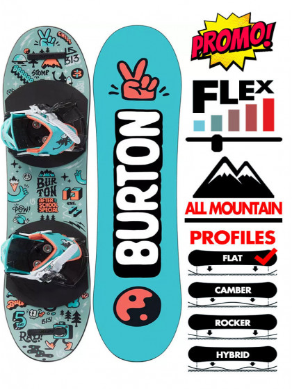tavola-snowboard-bambino-burton-after-school-special