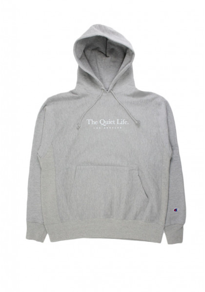felpa-cappuccio-uomo-quiet-life-serif-champ-reverse-weave-hood-athletic-grey