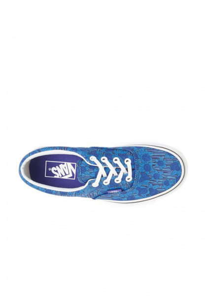 SCARPE SKATEBOARD VANS ERA (LIBERTY) BLUE F
