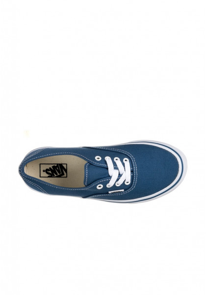 SCARPE SKATEBOARD VANS AUTHENTIC NAVY TRUE WHT