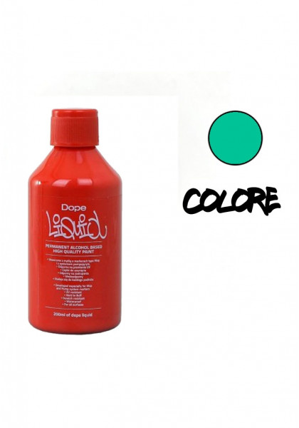 SPRAY & ACCESSORI DAY COLOR LIQUID DOPE 200ml TURQUOISE