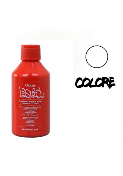 SPRAY & ACCESSORI DAY COLOR LIQUID DOPE 200ml WHITE