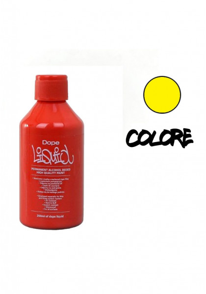 SPRAY & ACCESSORI DAY COLOR LIQUID DOPE 200ml YELLOW