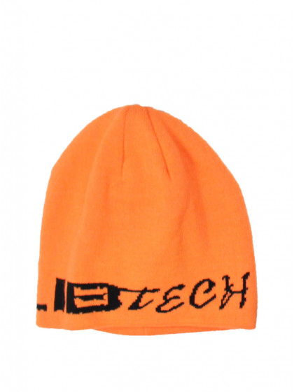 lib-tech-logo-beanie-orange