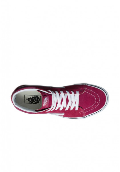 scarpe-skateboard-vans-sk8-hi-dry-rose-true-white