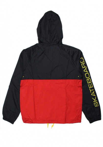 giacca-uomo-thrasher-mag-logo-anorak-jacket-black-red