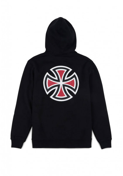 felpa-cappuccio-bambino-independent-youth-bar-cross-hood-black