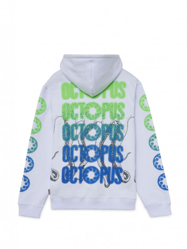 felpa-cappuccio-uomo-octopus-blurred-hoodie-white