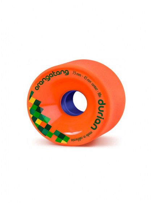 ruote-longboard-orangatang-durian-75mm-orange