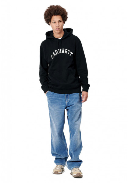 felpa-cappuccio-uomo-carhartt-hooded-university-sweatshirt-black-white