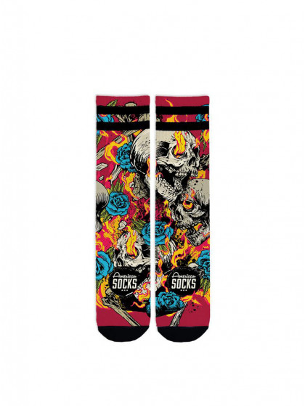 calze-american-socks-fireball-mid-high