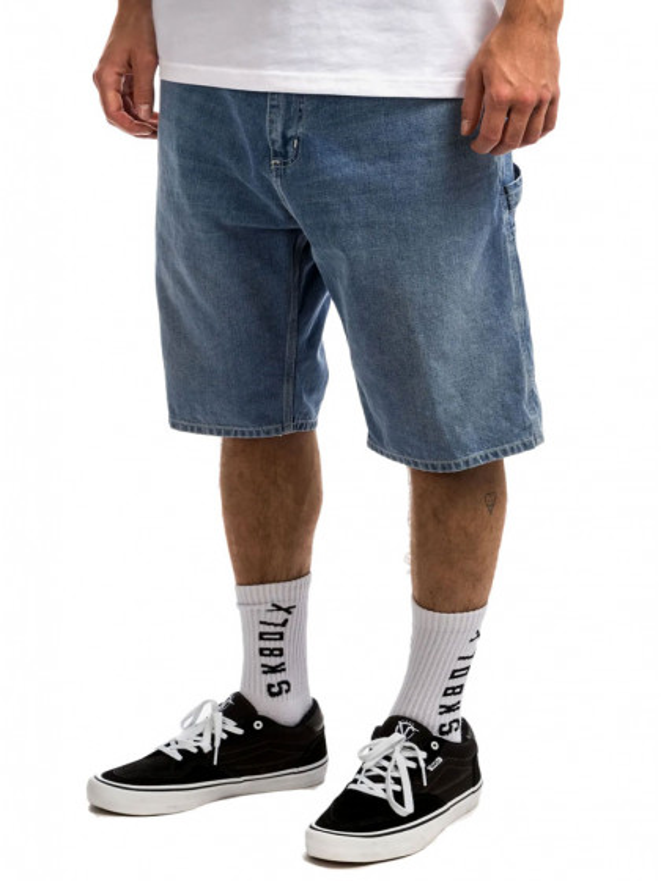 pantaloncino-bermuda-uomo-carhartt-ruck-single-knee-short-blue-worn-bleached