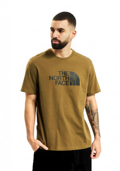 t-shirt-maniche-corte-uomo-the-north-face-easy-tee-military-olive
