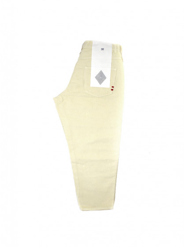 pantalone-uomo-amish-bernie-amish-velluto-ecru