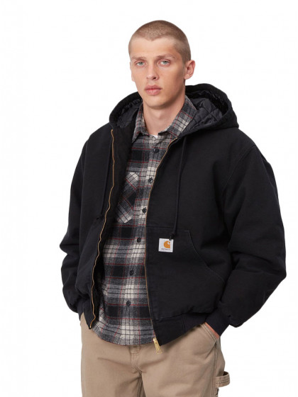 giacca-uomo-carhartt-og-active-jacket-black-aged-canvas