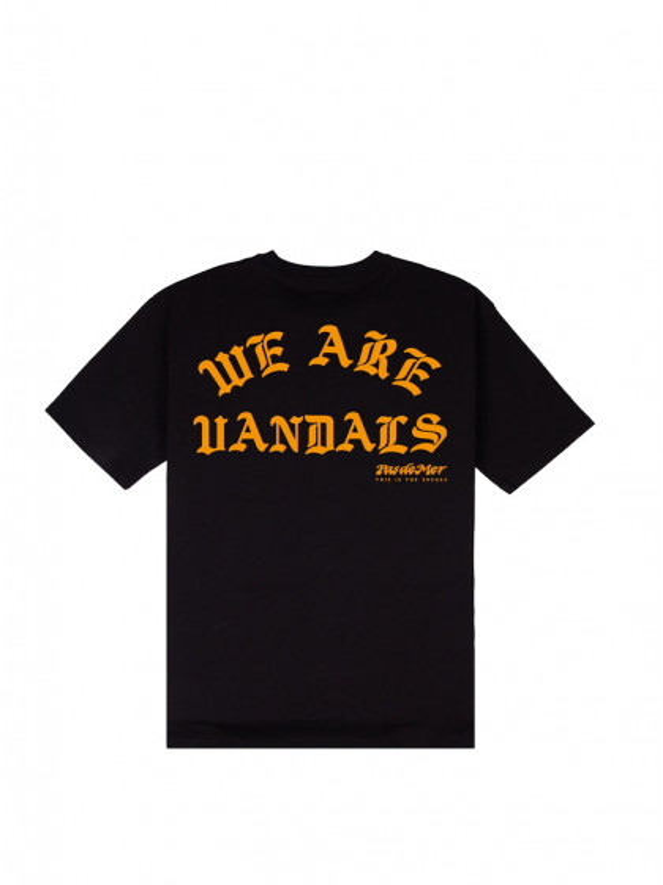 t-shirt-maniche-corte-uomo-pas-de-mer-wav-t-shirt-black