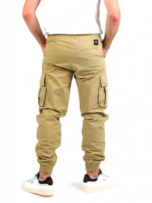 pantalone-tuta-iuter-cargo-jogger-beige