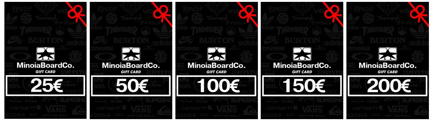 minoia board co brescia buoni acquisto streetwear snowboard skateboard