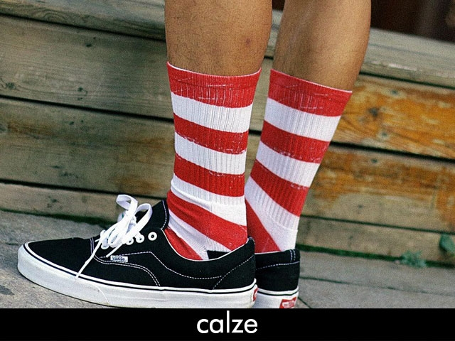 Minoia Board Co. negozio online accessori streetwear calze American Socks HUF Happy Socks