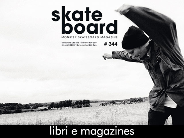 Minoia Board Co. negozio online Thrasher Magazine Sequence Magazine riviste skate