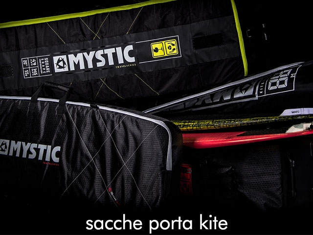 Minoia Board Co. negozio online kitesurf accessori borse kite Mystic Slingshot Brunotti ION Liquid Force