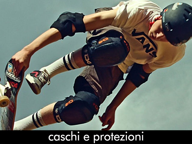 Minoia Board Co. negozio online protezioni skateboard JART PRO-TEC SMITH ONE-TRI